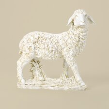 Scale Sheep Figurine