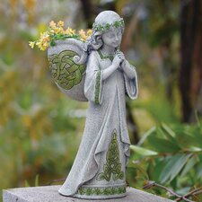 Irish Angel Planter