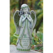 Garden Irish Angel Statue