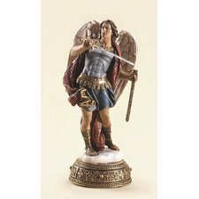 Saint Michael Figurine