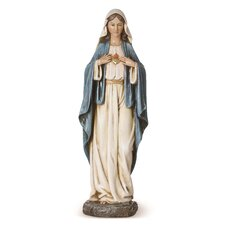 Immaculate Heart of Mary Figurine