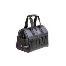 Lift Job Site Storage Wide Open Tool bag