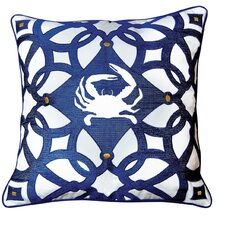 I Sea Life Fabric Pillow