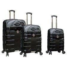 Mustang Series 3 Piece Luggage Set