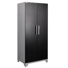 "Diamond Plate Performance Plus Series 84.5"" H x 36"" W x 24"" D Locker Cabinet"