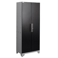 "Diamond Plate Performance Series 76.5"" H x 30"" W x 18"" D Locker Cabinet"