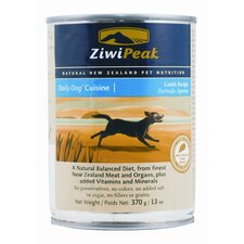 Canned Lamb Wet Dog Food (13-oz, case of 12)