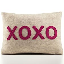 XOXO Decorative Pillow