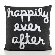 "<strong>Alexandra Ferguson</strong> ""Happily Ever After"" Decorative Pillow"