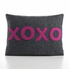 "<strong>Alexandra Ferguson</strong> ""XOXO"" Decorative Pillow"