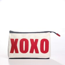 """Xoxo"" Makeup Case"