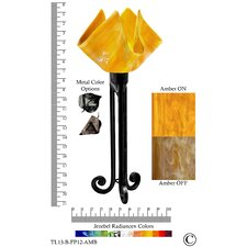 """Radiance Torch 20"""" H Table Lamp"""