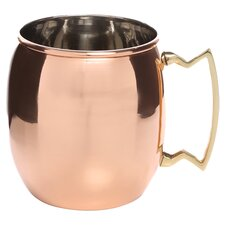 Moscow Mule Mug in Copper