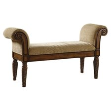 Vallejo Accent Bench in Tan
