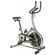 Easy Cycle Trainer in Black & Silver