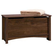 Shoal Creek Storage Chest in Oiled Oak