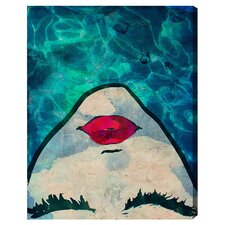 Watercoveted Canvas Art by Oliver Gal