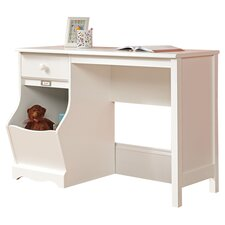 Pogo Desk in White
