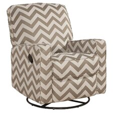 Sutton Recliner in Taupe