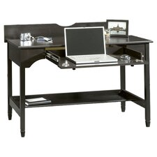Edge Water Writing Desk in Estate Black