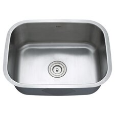 "Taggart 23"" Undermount Kitchen Sink in Stainless Steel"
