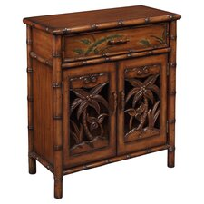 Ashley Cabinet in Brown
