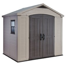 Factor Shed in Taupe I