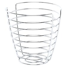 Wire Basket in Chrome