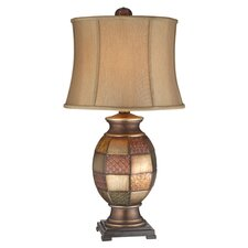 Chic Table Lamp in Gold