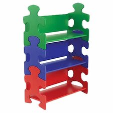 Primary Puzzle Bookshelf