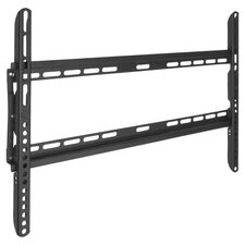 "Low Profile 37""-65"" TV Wall Mount in Black"