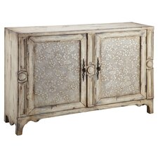 Painted Treasures Sideboard in Cream