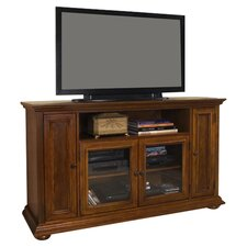 "Homestead 60"" TV Stand in Nutmeg"