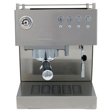 Duo Professional Coffee Machine Boiler in Stainless Steel