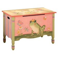 Magic Garden Toy Box in Pink
