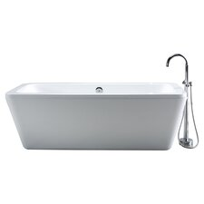 Kido Bathtub in White