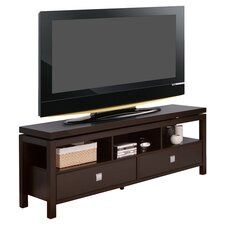 "Brook 60"" TV Stand in Cappuccino"