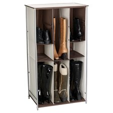 Adjustable Boot Storage in Beige