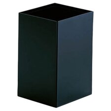 Segmenti Waste Basket in Black