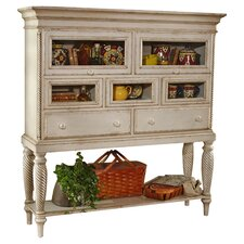 Wilshire Sideboard Cabinet in White
