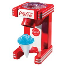 Coca-Cola Single Snow Cone Maker in Red