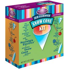 Snow Cone Mix Set