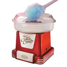 Retro Cotton Candy Maker in Red