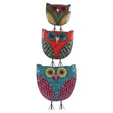 Owls Wall Art