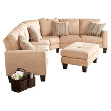 Anderson Sectional in Mocha