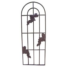 Grape Trellis in Hammer Tone Bronze