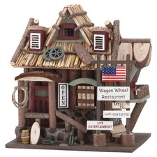 Country Bar & Grill Birdhouse
