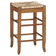 "24"" Counter Stool in Oak"