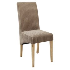 Fletton Upholstered Dining Chair in Mink