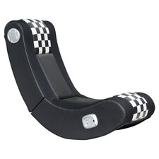 Drift Sound Gaming Chair in Black